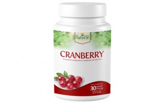 CRANBERRY 500MG 60CP MAIS NATURAL