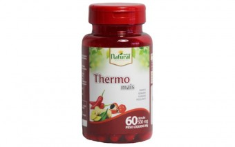 THERMO MAIS 60CP 500MG MAIS NATURAL