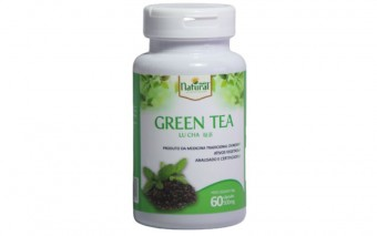 GREEN TEA (CHA VERDE) 500MG 60CP MAIS NATURAL