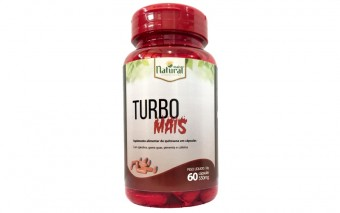 TURBO MAIS 550MG 60 CP MAIS NATURAL